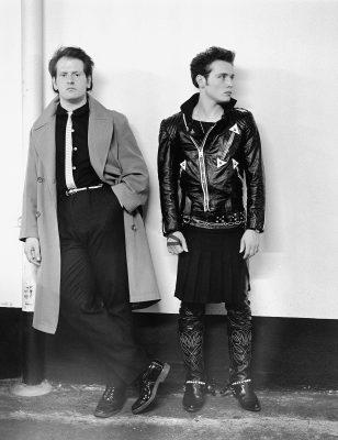 ADAM ANT & MARCO 1981