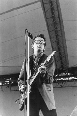 ELVIS COSTELLO ROCK AGAINST RACISM CONCERT 1980