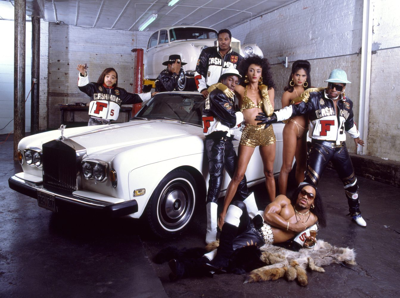 Grandmaster Flash & The Furious Five - Freedom Part 1& 2