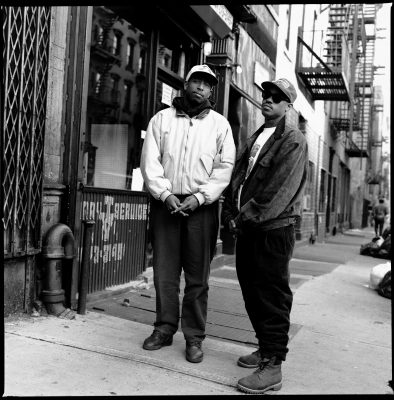 GANG STARR NYC 1989