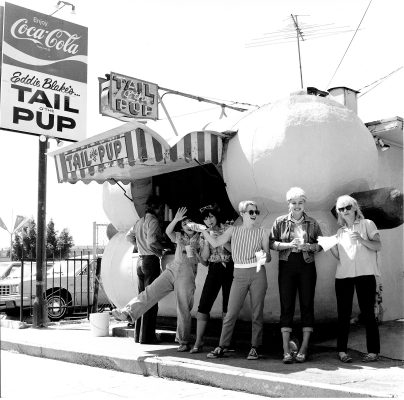 THE GO GO'S LA 1981