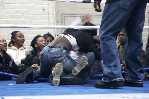 ILLEGAL GIRLS FIGHT CLUB BROWNSVILLE