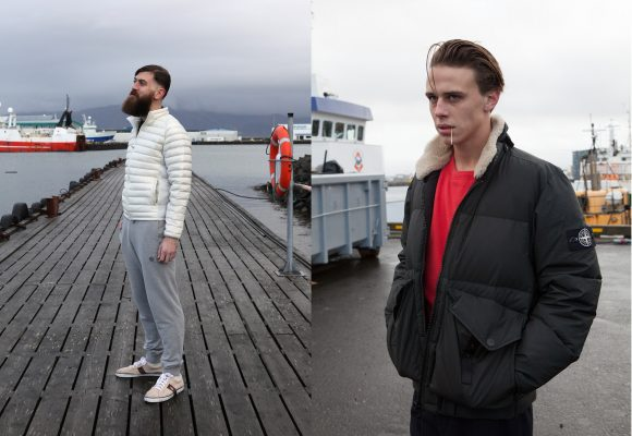 Down Jackets Iceland