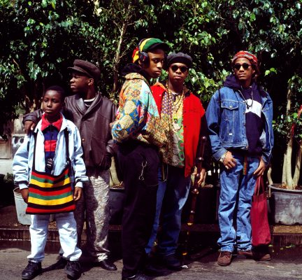 A TRIBE CALLED QUEST NYC 1990