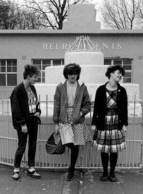 THE MARINE GIRLS 1980