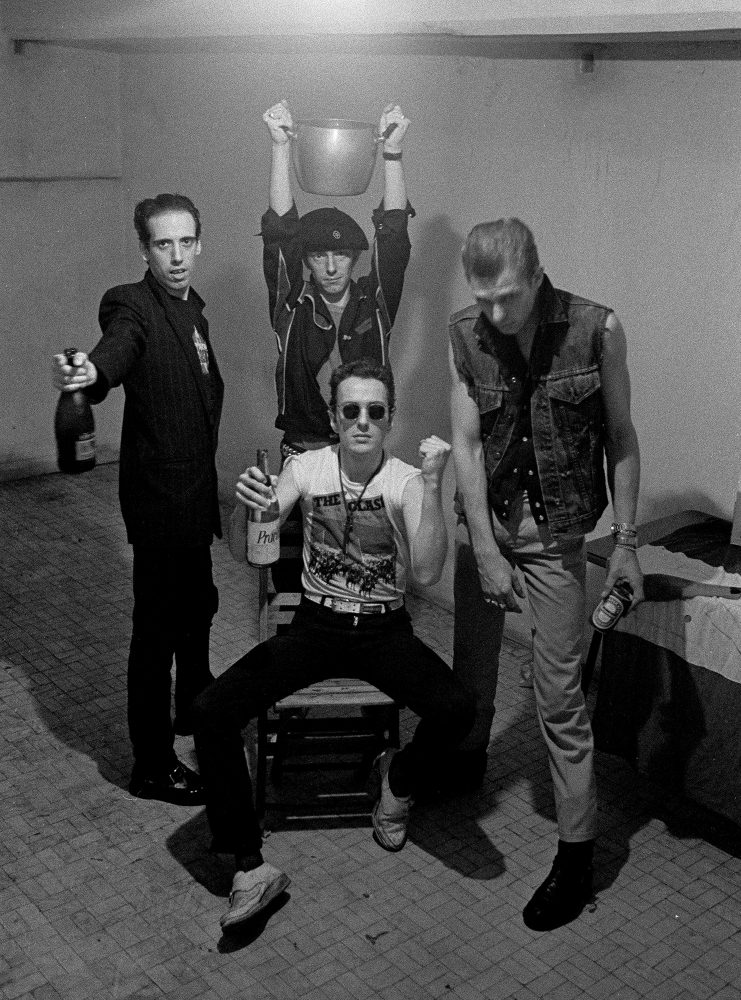 the clash milan 1980  u2013 janette beckman