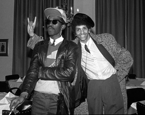 FAB 5 FREDDIE & RAMMELLZEE 1982