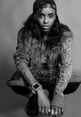 ANGEL HAZE RAP ARTIST
