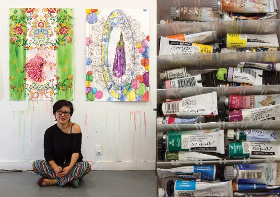 KIRA GREENE ARTIST