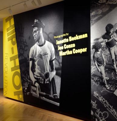 "Museum of the City of New York / ""Hip Hop Revolution"""