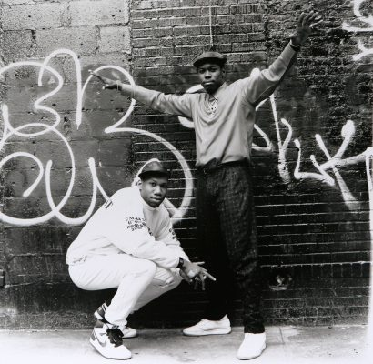 BDP SCOTT LA ROCK & KRS 1 NYC 1987
