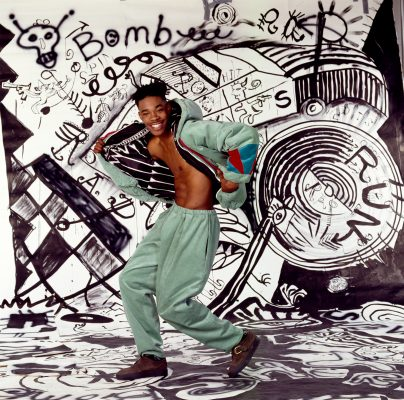 BUSTA RHYMES NYC 1990
