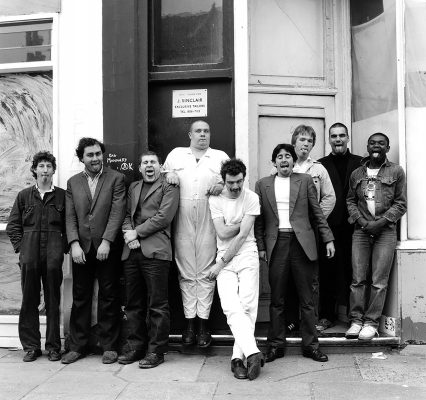 BAD MANNERS LONDON 1981