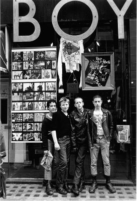 Boy Kings Road London 1979