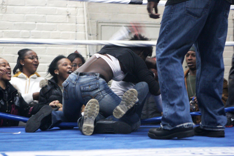 illegal girls fight club brownsville  u2013 janette beckman