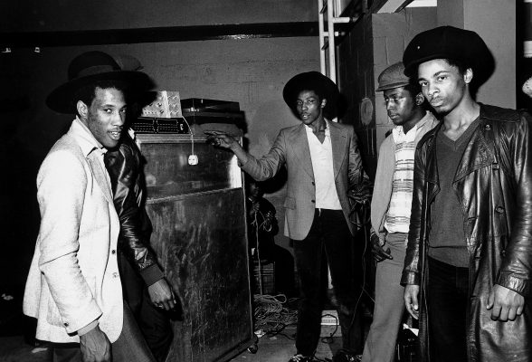 LADDBROKE GROVE SOUND SYSTEM 1981