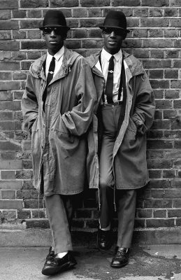 Mod Twins London 1979