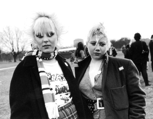 PUNKS HYDE PARK 1979