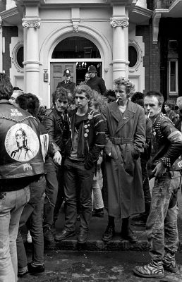Punks London 1979