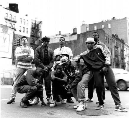 ULTRAMAGNETIC MC'S NYC 1990