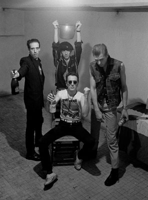 THE CLASH MILAN 1980