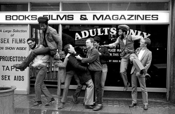 UB40 LONDON 1981