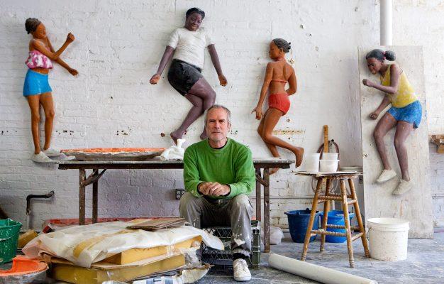 JOHN AHEARN, ARTIST