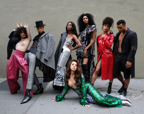 The cast of 'Pose' 2018